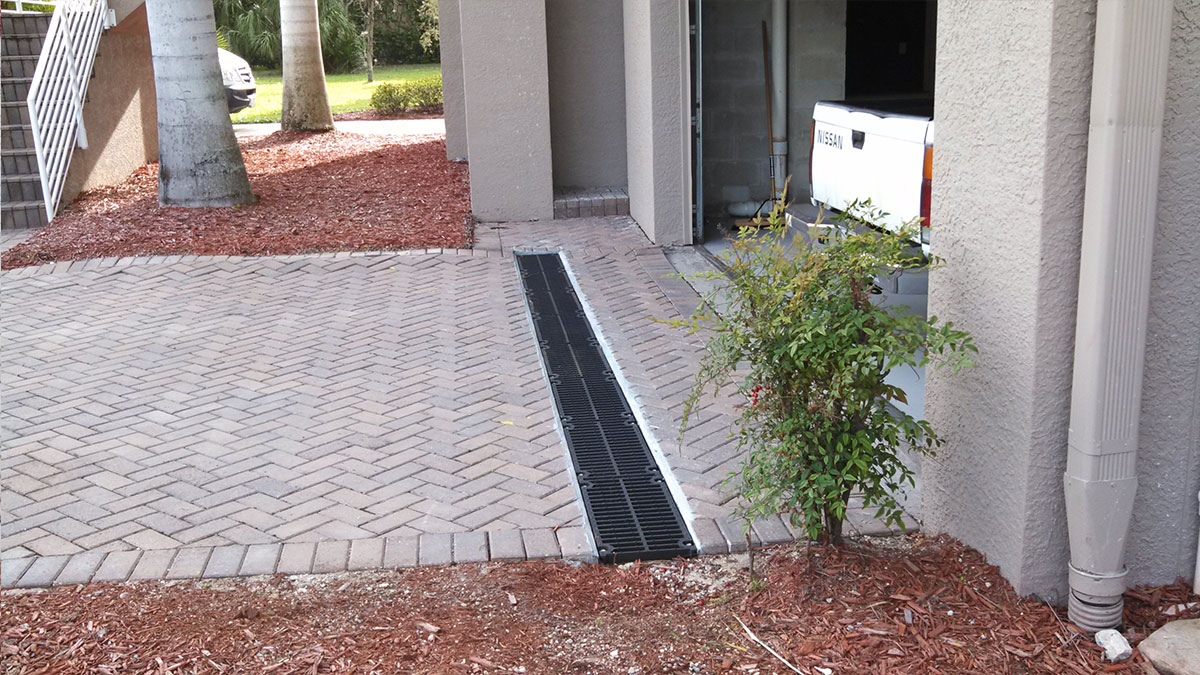 Drainage Systems Retaining Walls French Drains Erosion