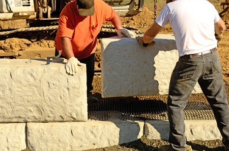 The benefits of retaining walls and your property